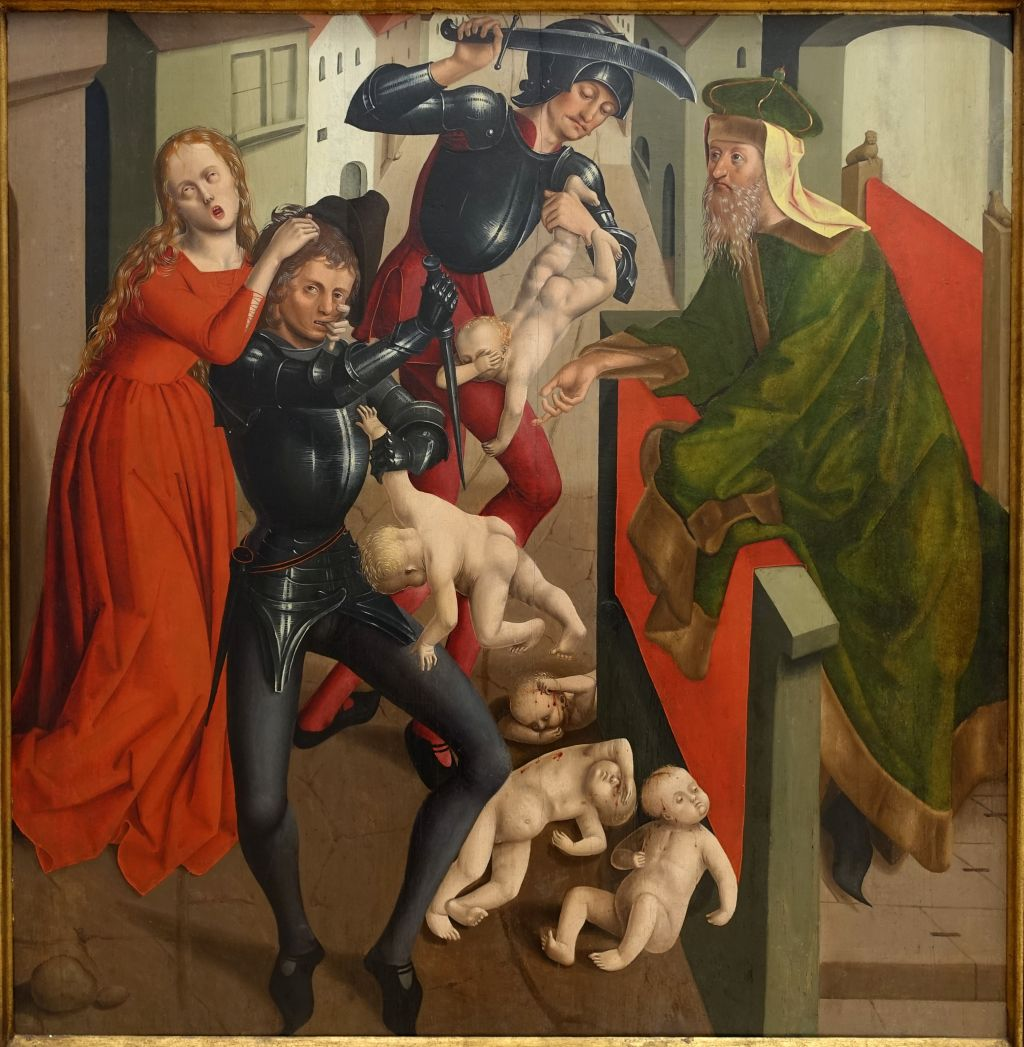 Master of the Augsburger Heimsuchung, ок. 1480.